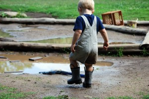 Play in the Mud